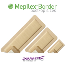 Load image into Gallery viewer, Molnlycke – Mepilex Border Post Op