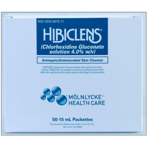 Hibiclense Wipes (50ct)