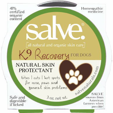 K9 Recovery Emergency Salve for Dogs