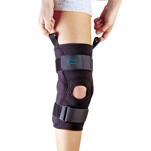 Hinged Knee Brace - Open Patella