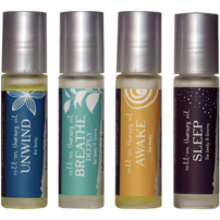 Essential Roll-On Therapeutic Blends