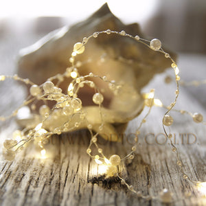 Pearl LED Fairy Lights - Aster & Birch