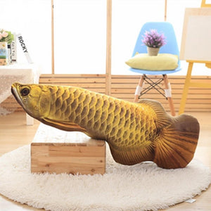 Arowana Pillow - Aster & Birch