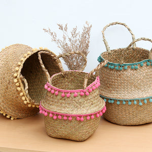 ARABELLA- Seagrass basket - Aster & Birch