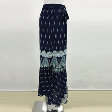 Load image into Gallery viewer, Casual vacation style Bohemian seaside split skirts 3 color