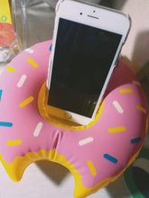 Load image into Gallery viewer, Donuts Inflatable Floating drink holder Swimming Toy