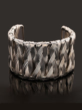 Load image into Gallery viewer, Bohemian Metal Wire Weave Bracelet