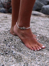 Load image into Gallery viewer, Boho Starfish&Circle Footchain Beach Accessories