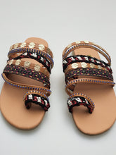 Load image into Gallery viewer, Bohemia Beach Handmade Flat Heel Sandals