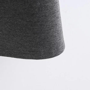 2018 new arrival Women sexy Leak back hanging neck T-Shirt