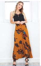 Load image into Gallery viewer, Print Button Beach Boho Skirt