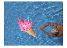 Load image into Gallery viewer, Icecream Inflatable Floating Swimming Toy