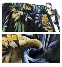 Load image into Gallery viewer, Sexy Printed Sleeveless Bohemia Beach Maxi Dress