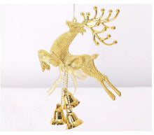 Load image into Gallery viewer, New Xmas Deer Pendant Ornaments Festival Party Christmas Tree Hanging Decoration
