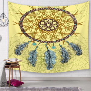 Dream Catcher Wall Tapestry Decorative Hanging Bohemia Style