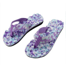 Load image into Gallery viewer, Women Summer Flip Flops Shoes Sandals Slipper indoor & outdoor Flip-flops