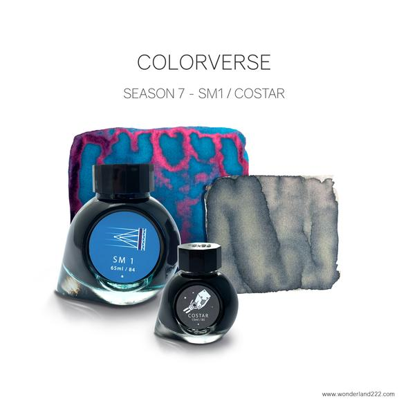 Colorverse Season 7 Inks SM1  and COSTAR