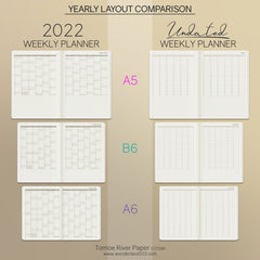 """This planner brings """"Plan outside the lines!"""" to a whole new level."""