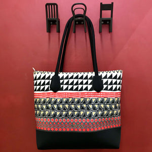 Borsa shopper in neoprene Ancona
