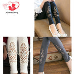 Beautiful Lace maternity pants for pregnant women Pregnancy new leggings Women Spring Fashion Pregnant Thin Maternity Pants
