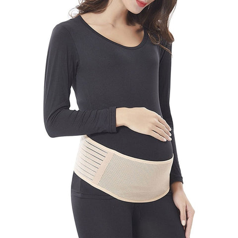 Pregnant Women Prenatal Cradle Maternity Support Abdomen Waist Belt Pregnancy Belly Back Brace Band