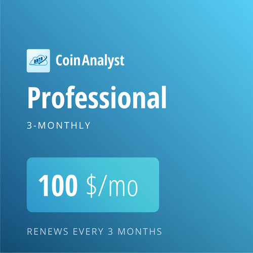 CoinAnalyst Professional 1*
