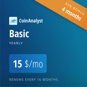 CoinAnalyst Basic 12+4*
