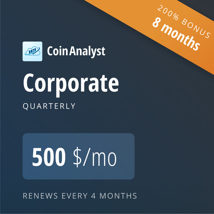 CoinAnalyst Corporate 4+8*