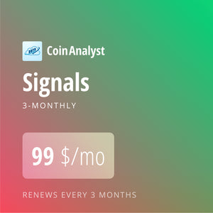 CoinAnalyst Signals 3*