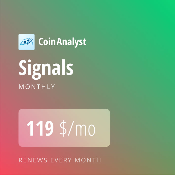 CoinAnalyst Signals 1*