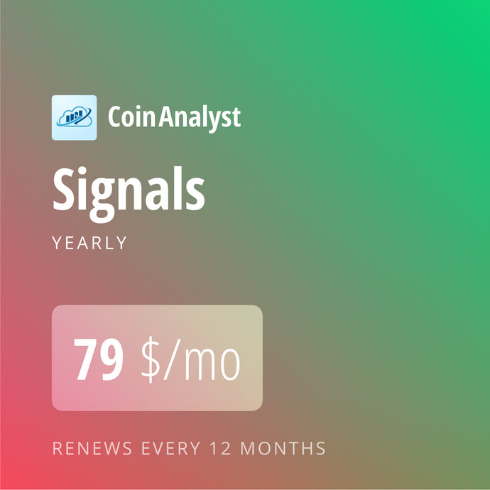 CoinAnalyst Signals 12*