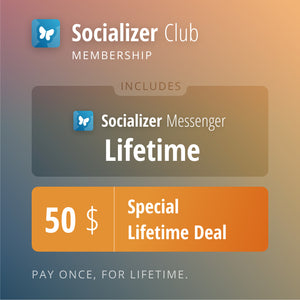 Socializer Club Lifetime Deal