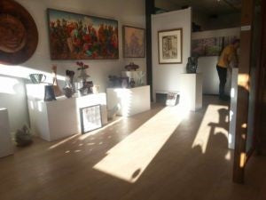 Steffich Fine Art gets an Extreme Makeover