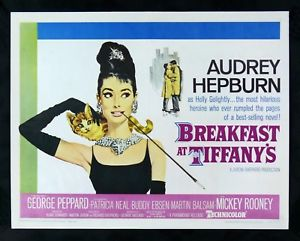 Breakfast at Tiffany's Original Movie Poster Appraisal Video by Matt Steffich
