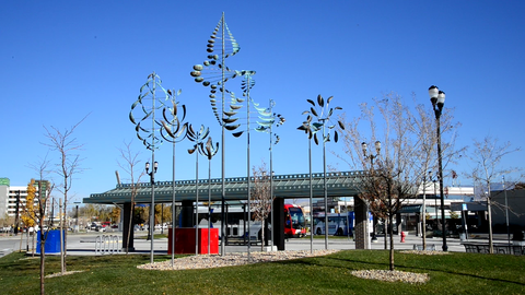 Wind Sculptures Canada