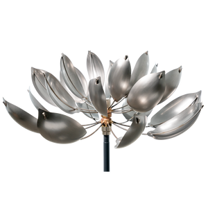 Stainless Steel Lotus