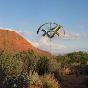 Elements Earth Desert Backdrop wind sculpture