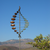 Double Helix Horzontal Wind Sculpture by Lyman Whitaker | Steffich Fine Art
