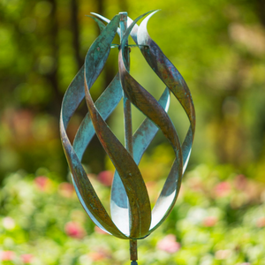 Desert Flame Windsculpture by Lyman Whitaker | Steffich Fine Art