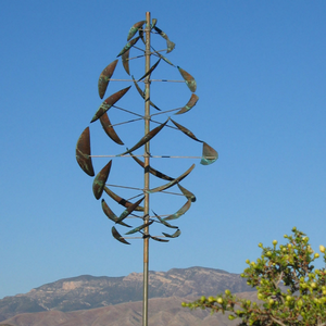 Double Dancer Windsculpture by Lyman Whitaker | Steffich Fine Art
