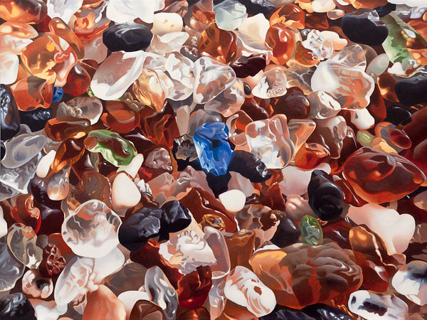 """Beach Glass"""