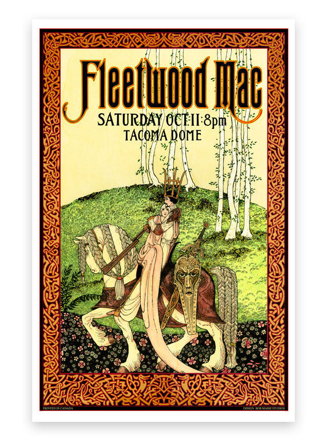 Fleetwood Mac – Sat. Oct. 11, 1997 Tacoma Dome