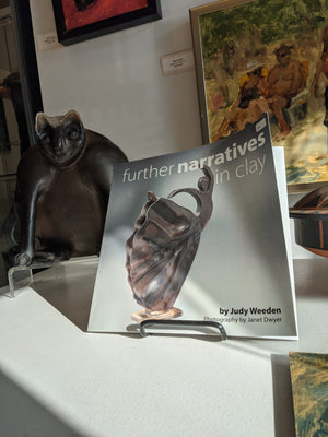 """Further Narratives in Clay"" Coffee Table Collectors Book"