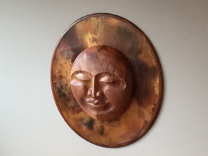 """Ancient Copper Moon"""