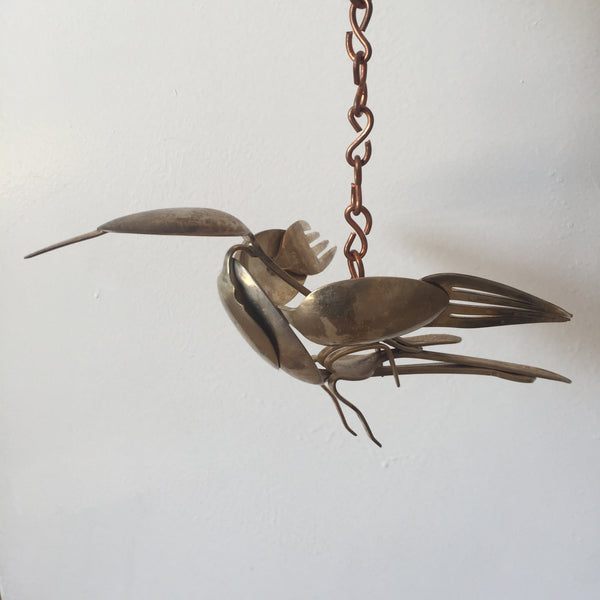 Flying Hummingbird 5