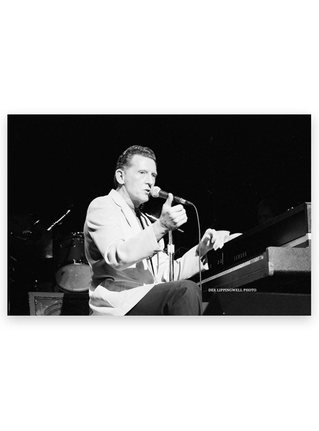 Jerry Lee Lewis – 1989