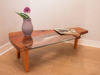 """Salt Spring Cherry Table"""