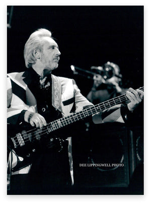 The Who – John Entwistle – 1989