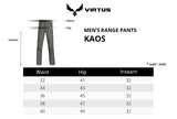 KAOS Range Trouser, VIRTUS Outdoor Group.