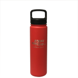 22oz (625ML) STRIKE FORCE (RED) Flask